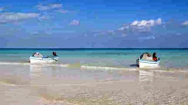Beaches of Sidi Bou Said