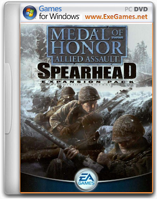 Medal Of Honor Spearhead Game Free Download Full Version For PC