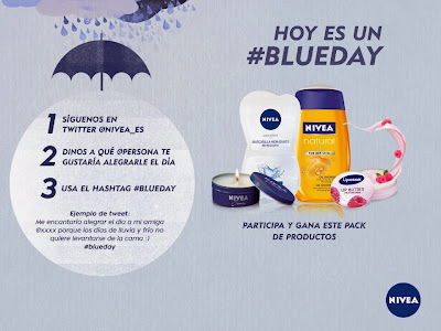 #BLUEDAY BY NIVEA