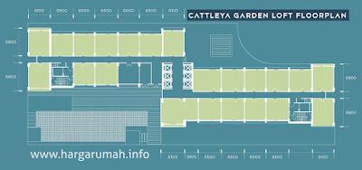 cattleya garden floor plan
