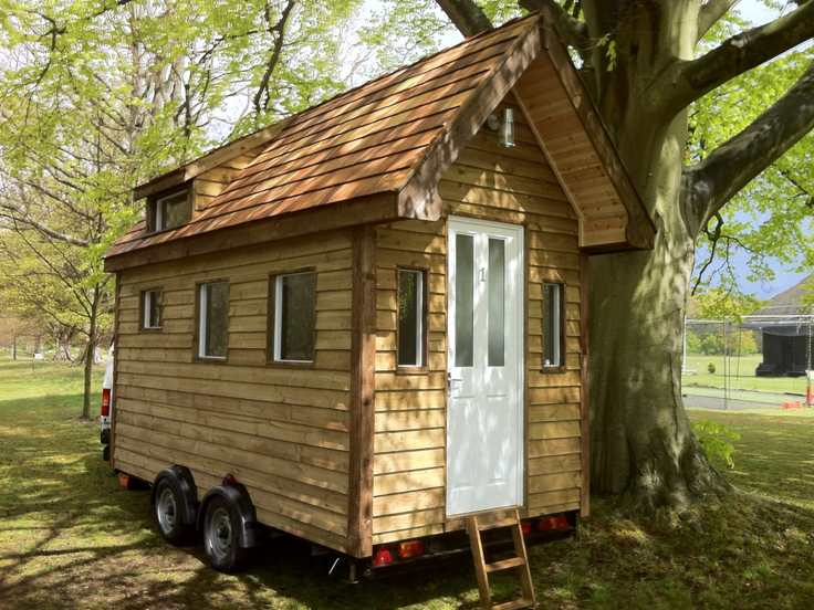 Shedworking Teenager 39 S House On Wheels