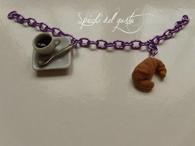 collana con miniature