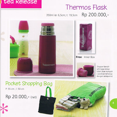 Katalog Tupperware Indonesia Promo Februari 2013