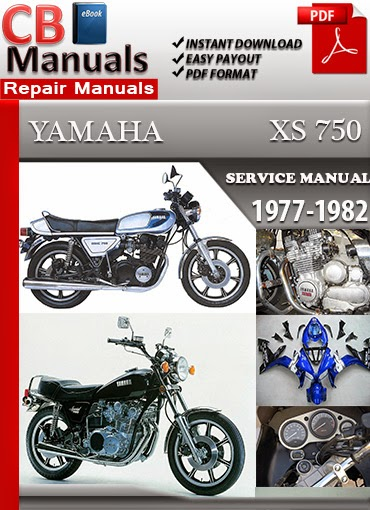 yamaha xs 750 1977 1982 technical service manual service and rh technicalservicemanuals blogspot com xs750 service manual yamaha xs 750 service manual pdf