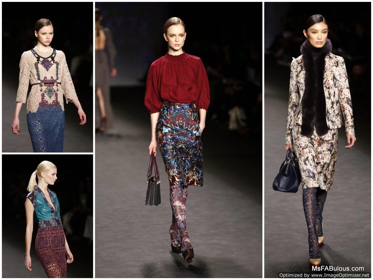 fall fashion prints