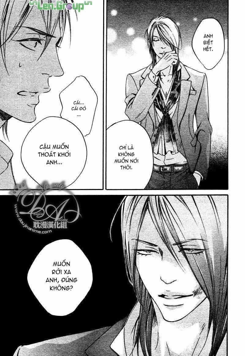 Kizutsuite Romance Manga chap 2 - Trang 27