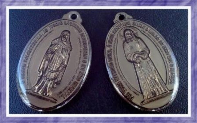 Image result for campinas virgin mary apparition our lady of tears medal
