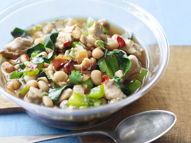 Food Network Cannellini Bean Soup