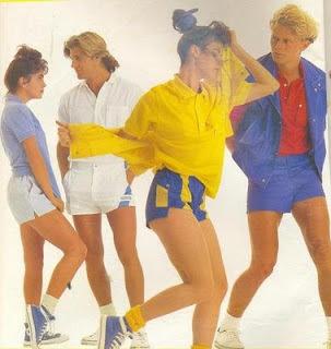 1980 moda: