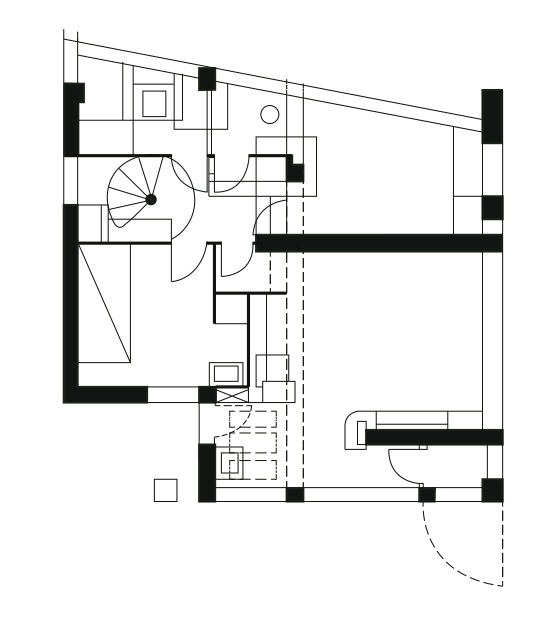 eileen gray e1027 floor plan - photo #17