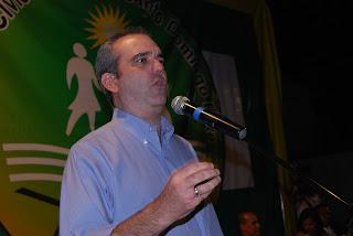 Luis Abinader advierte 73% reformistas apoyan a Hipólito Mejía