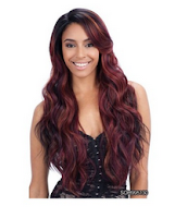 Equal Synthetic Lace Front Deep Invisible Part Wig Suzie