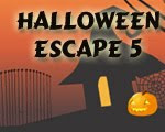 Walkthrough Halloween Escape 5 Solution, Guide