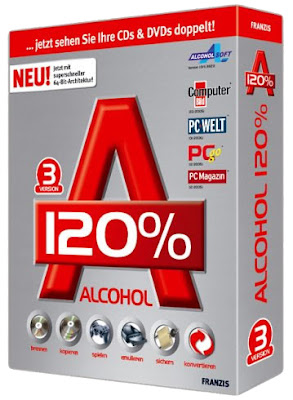Alcohol 120% Box