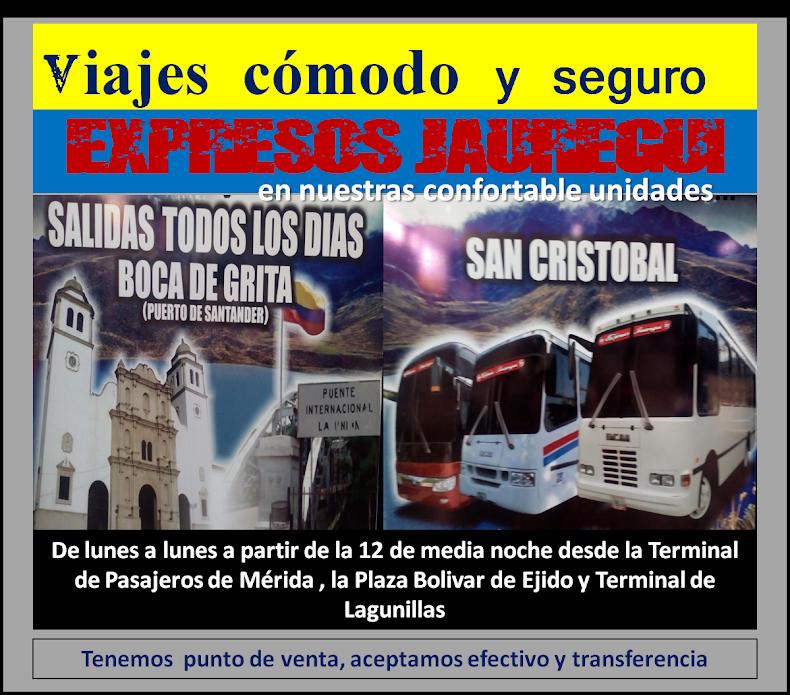 Expresos Jauregui
