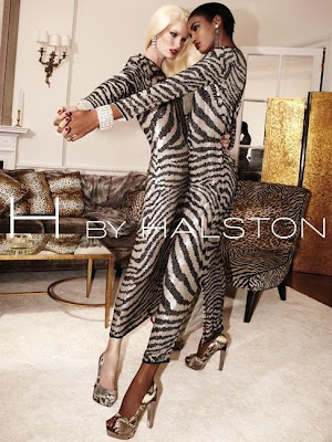 Sessilee Lopez pour H by Halston