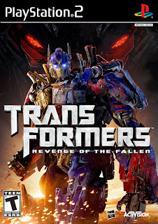 Transformers: Revenge of the Fallen [PS2]