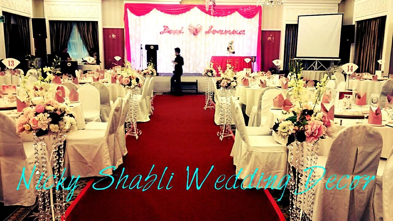 Nicky shabli wedding decor kuching sarawak chinese wedding decor chinese wedding decor at sarawak club junglespirit Choice Image