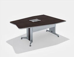 Mayline TransAction Series TAMT6 Table