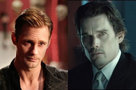 Los más famosos peinados de los hombres vampiros del cine y la tv