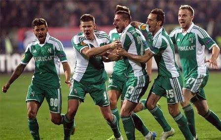 F91 Dudelange vs PFC Ludogorets Razgrad