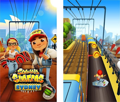 Игра Subway Surfers Sydney На Андроид