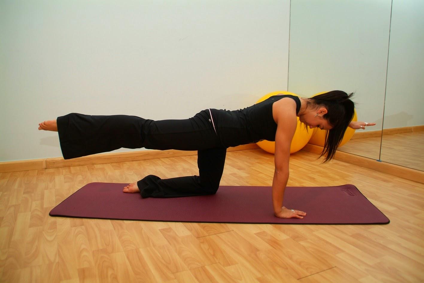 Yoga asanas postures