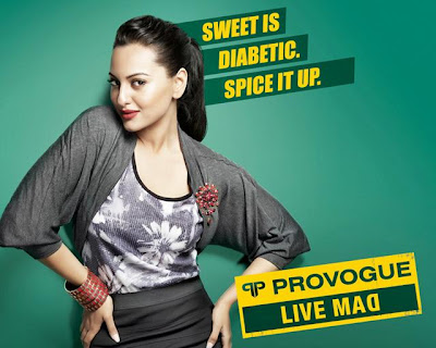 Sonakshi Sinha's Provogue Photo Shoot Exclusive pictures