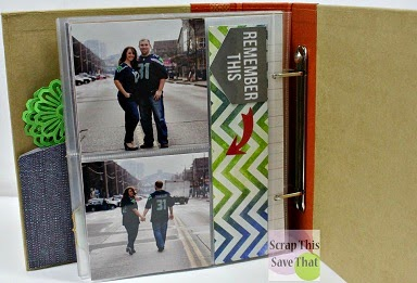 scrapbook, pocket pages, Snap Album