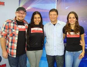 """""""O FURO"""" NA TV !!!"""