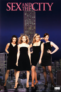 sex and the city poster c12158661 Download Sex and The City 1ª, 2ª, 3ª, 4ª, 5ª e 6ª Temporada RMVB Legendado