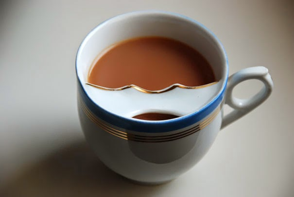 Mustache Protector Cup