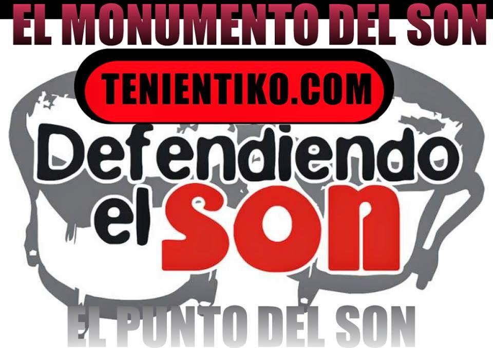 """EL MONUMENTO DEL SON """"EL PUNTO DEL SON"""