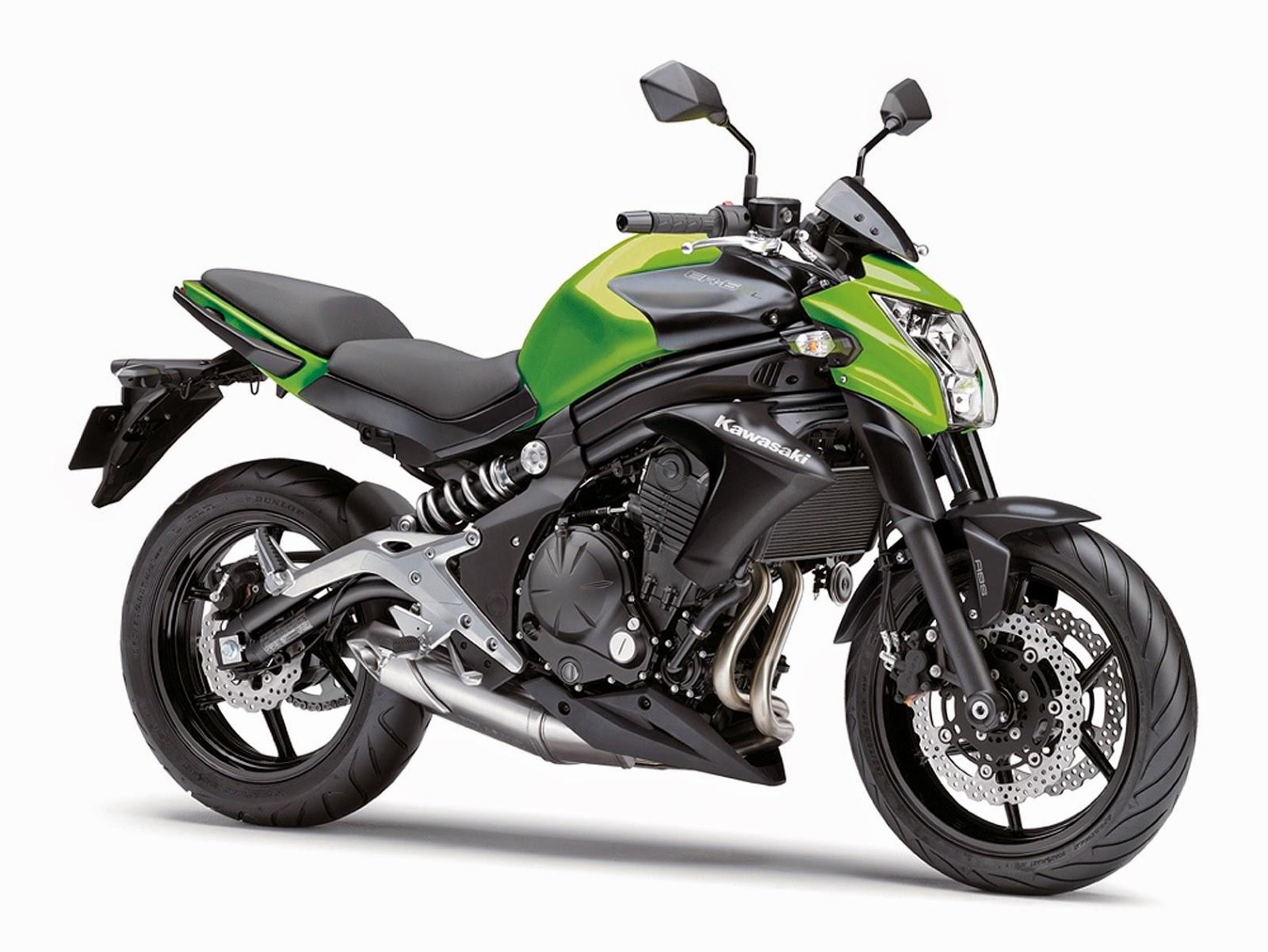 Kawasaki ER6nL ABS1 motorcycle