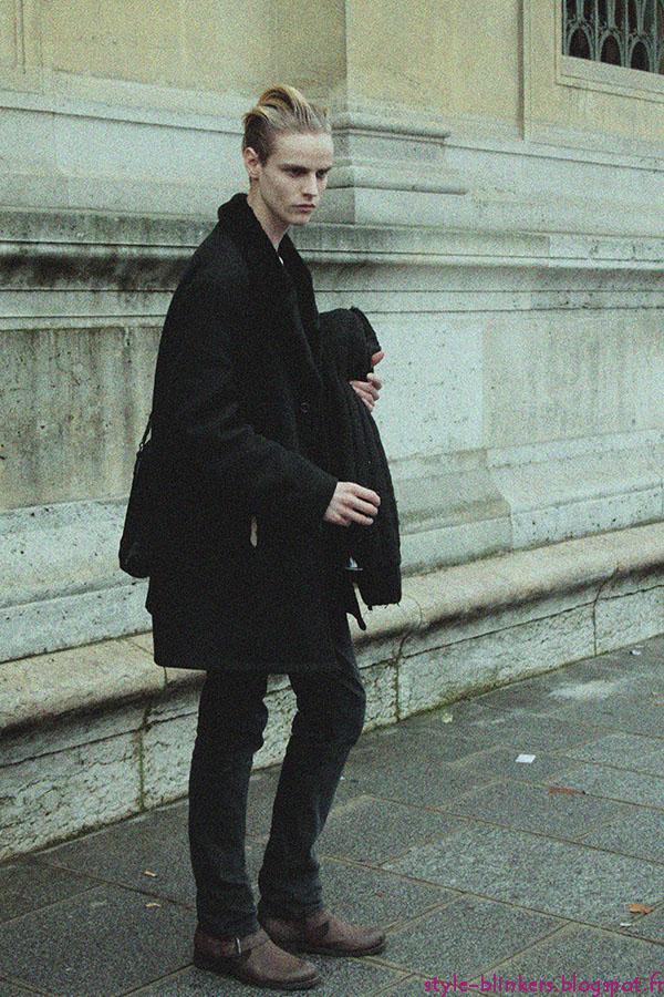 Paris à masculin