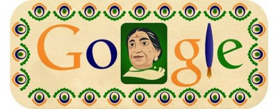 Doodle Google Peringati Tokoh Aktivis Kemerdekaan India