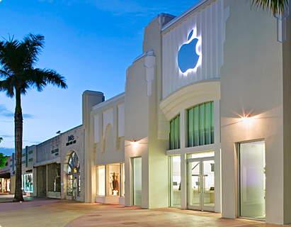 Loja Eletrônico Miami - Apple