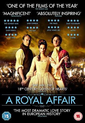 Baixar Filme O Amante da Rainha (Dual Audio) Gratis romance o europeu drama a 2012