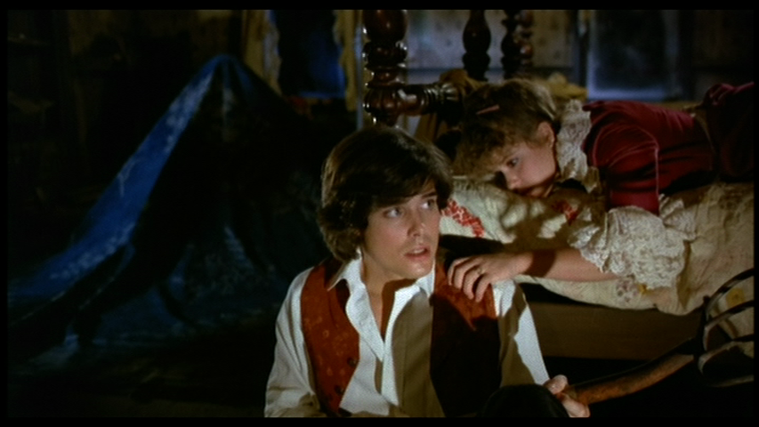 HELL NIGHT  1981  NOCHE INFERNAL   ACOSADOS POR EL DESEO - SubtituladaVincent Van Patten Hell Night