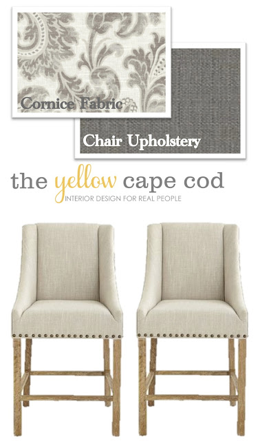 The Yellow Cape Cod Griege Gray And Beige Kitchen And