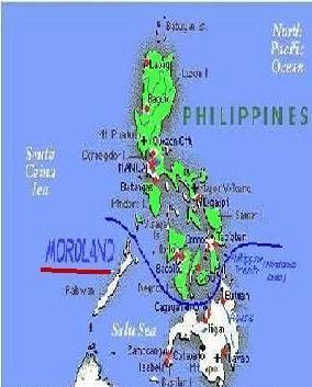 Moroland Map