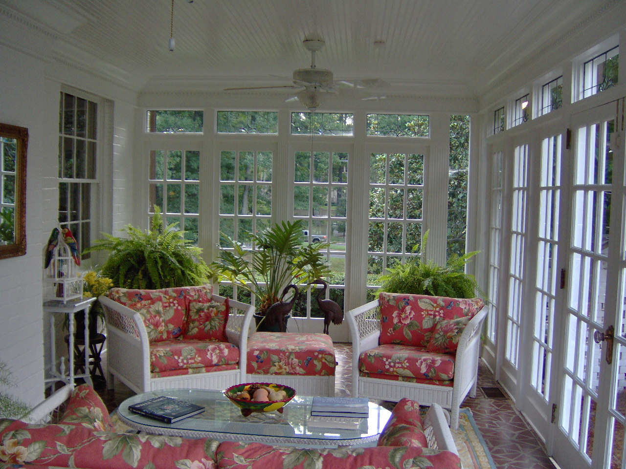 Sun Room Paint Color Ideas