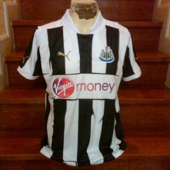 Jersey Newcastle Home Musim 2012/2013