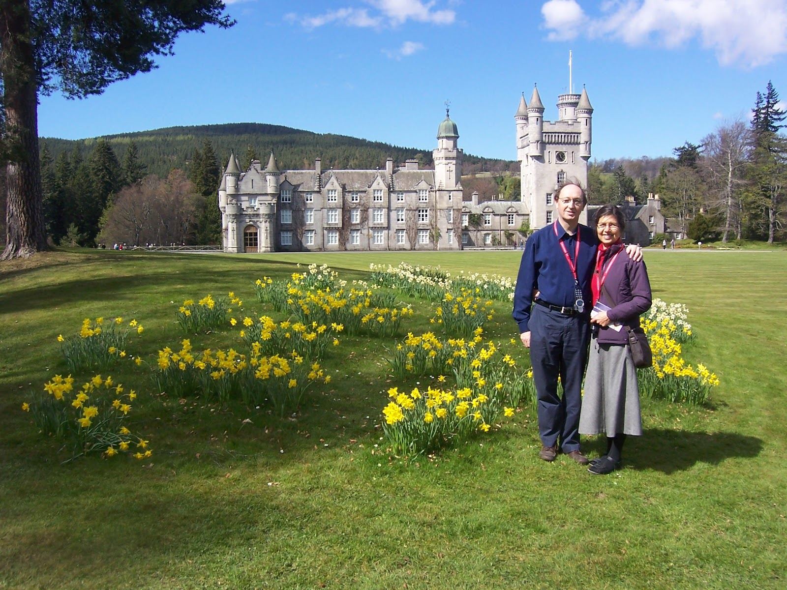 Grace Notes At Balmoral Castle