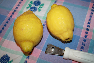 ricetta pasta con bottarga e limone