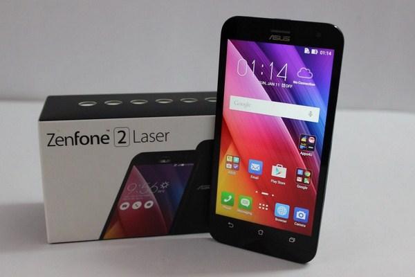 Harga HP Asus Zenfone 2 Laser ZE550KL