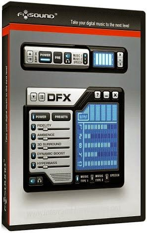 DFX Audio Enhancer 11.306 Final (+ Skins)
