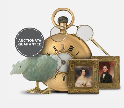 Auctionata boasts a 25 year Guarantee