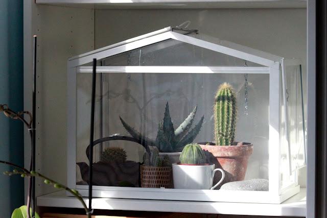 Y un poco de dise o el invernadero de ikea - Invernadero de cristal ...