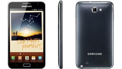 Spesifikasi Dan Harga HP Samsung Galaxy Note N7000